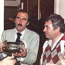 Jean-Claude ESTIVALS et Guy LUAULT