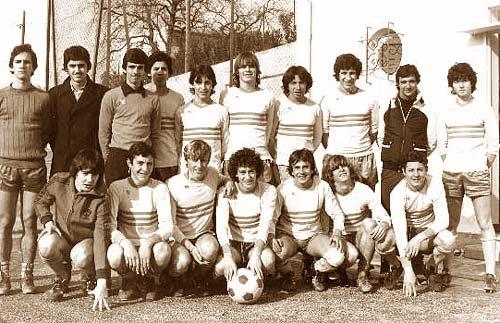 Equipes - Année 1979 / 1980