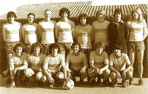 Equipes - Année 1980 / 1981