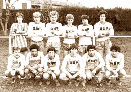 Equipes - Année 1981 / 1982