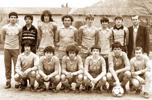 Equipes - Année 1982 / 1983