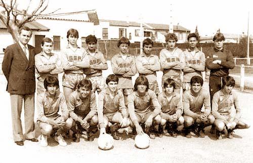 Equipes - Année 1983 / 1984