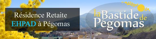 Maison de retriate EHPAD, La bastide de Pégomas